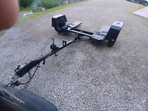 3500lb Tow Dolly with Brakes