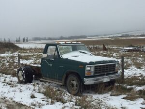 1981 Ford F-350 project truck