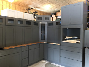 Shaker Style Kitchen Cabinets