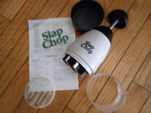 Priced to sell! Slap chop (Only $10.00)