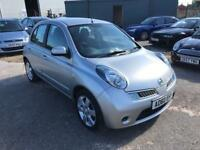 Nissan Micra 1.5 DCI N tech *1 Former Keeper* Sat Nav, Cruise Control, £30 Tax, Bluetooth, Warranty
