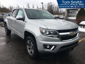 2018 Chevrolet Colorado   LUXURY/CONVENIENCE/SAFETY PKG/HEATED S