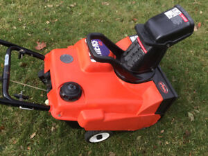 Ariens 5 Hp 22 inch Snowblower