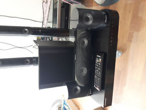 5.1 Samsung surround sound home theater  system
