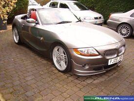 BMW Z4 3.3 ALPINA ROADSTER LUX