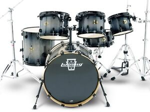 **** SOLD*****  SEE OTHER ADS **Ludwig Element Kit - Shells Only West Island Greater Montréal image 1