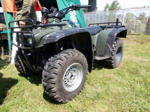 Looking for ATV project