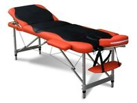 new massage table