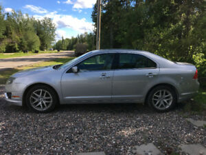 Ford Fusion 2010 AWD, full options