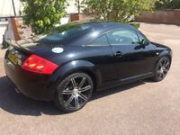 2005 Audi TT 3.2 Quattro 116k FSH