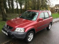 1998 Honda CR-V 2.0 ES Automatic-12 months mot-2 previous owners-service history-great value