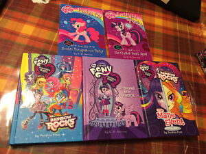 My Little Pony & Equestria Girls Books