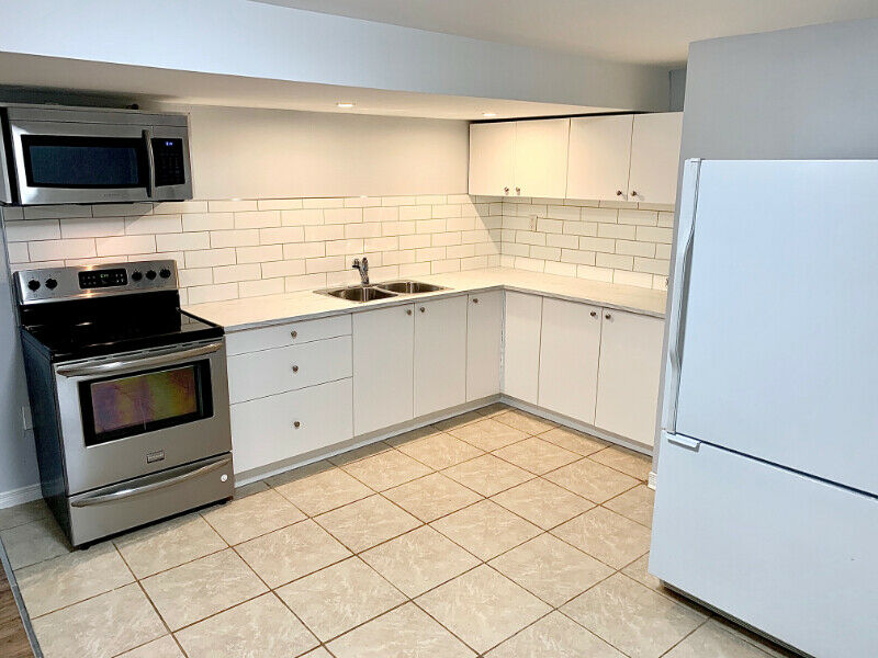 Fully Renovated 2-Bedroom Basement Apartment - ALL ...