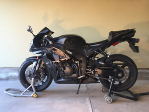 2008 Honda CBR600RR Graffiti Edition (one owner)