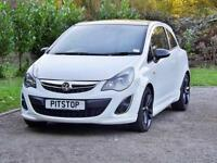 Vauxhall Corsa 1.2 Limited Edition 3dr PETROL MANUAL 2014/64