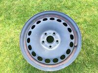 """VW golf 2011 steel rim 16"""""""