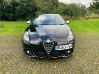 2013 Alfa Romeo Giulietta 1.6 JTDM-2 VELOCE 5d 105 BHP Hatchback Diesel Manual
