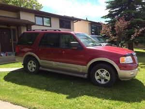 REDUCED! 2006 Ford expedition Eddie Bauer Edition