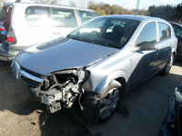 VAUXHALL ASTRA BREEZE 1.4i 16v DAMAGED REPAIRABLE SALVAGE