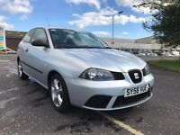 Seat Ibiza TDI excellent condition service history zero road tax