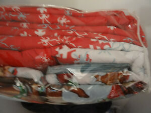 Santa Claus Bed in a Bag 8 pc set   Twin  New Kitchener / Waterloo Kitchener Area image 3