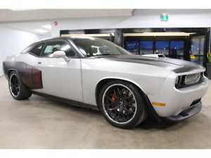 2010 Dodge Challenger SRT8 Wide Body Supercharged