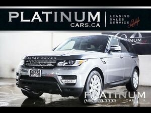 2014 Land Rover Range Rover Sport SUPERCHARGED, NAVI,