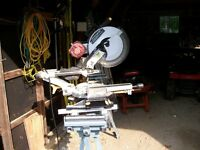 12 inch sliding miter saw with stand