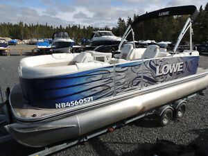 2013 Lowe X230 Pontoon