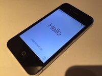 I phone 4 (black )