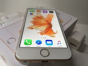 CHEAP! iPhone 6s in NEW CONDITION with ALL ACCESSORIES!!!!