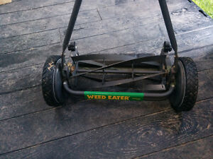 Weed Man Reel Mower Kitchener / Waterloo Kitchener Area image 1
