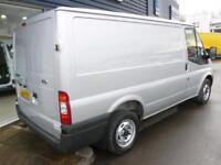 2013 Ford TRANSIT 260 LR SWB 100ps VAN *LOW MILES* Manual Medium Van