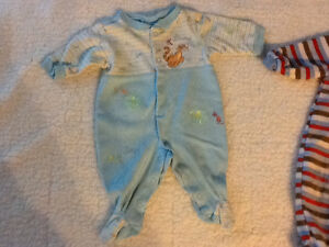 0-3 and 3-6 month baby clothes