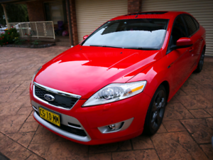 2009 Ford XR5 turbo for sale