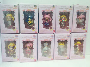 Sailor Moon Twinkle dollies