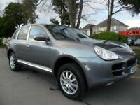 PORSCHE CAYENNE 3.2 V6 S AUTO COMPLETE WITH M.O.T HPI CLEAR INC WARRANTY