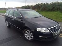 2008 Volkswagen Passat Tdi se 140 bhp 6 speed estate # 1 owner # full service History cruise #