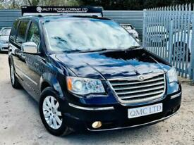image for 2010 Chrysler Grand Voyager 2.8 CRD Limited 5dr MPV Diesel Automatic