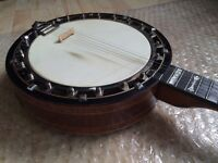 The Cammeyer Vibrante Royal - Vintage Zither Banjo with Original Case