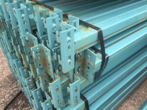 REDI-RACK 2 INCH LOAD BEAMS FOR PALLET RACKING