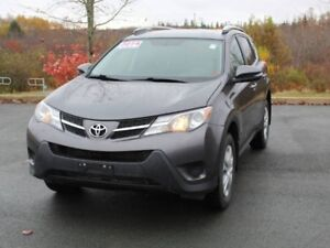 2014 TOYOTA RAV4 with Heated Seats!