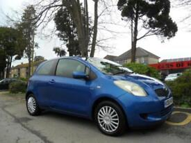 TOYOTA YARIS 1.4 D T3 2006 COMPLETE WITH M.O.T HPI CLEAR INC WARRANTY