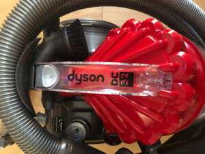 Dyson vacuum never used
