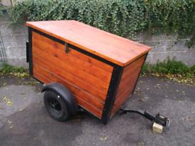 Sturdy Car Trailer Box