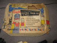 Vintage Marx Train Set in box.  Nice Condition