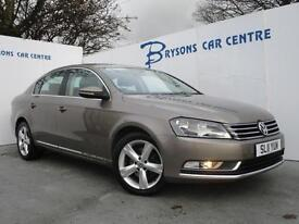2011 11 Volkswagen Passat 2.0TDI (140ps) BlueMotion Tech SE for sale in AYRHSIRE