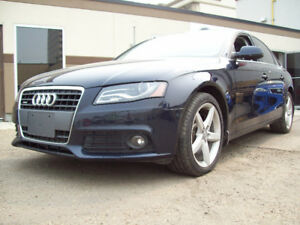 2010 AUDI A4 2.0T QUATTRO Automatic! Only 92646km! Only $13800!