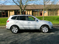 2012 61 REG HYUNDAI SANTA FE 2.2CRDi (7seater) PREMIUM 7 SEATS+FULL LEATHER+++
