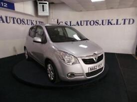 2012 Vauxhall Agila 1.2 i ecoFLEX 16v SE 5dr (a/c)
